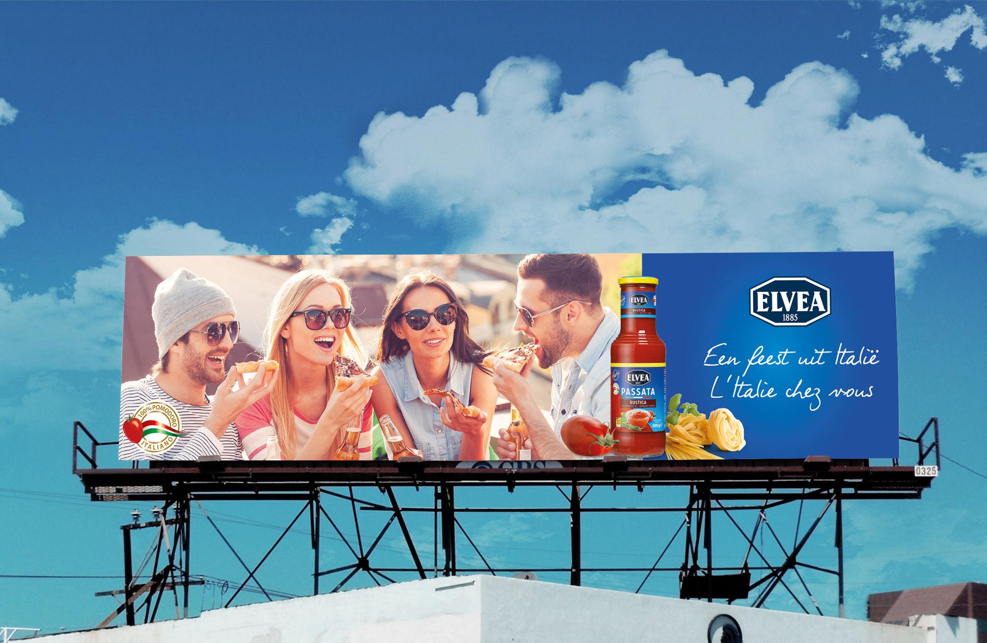 Elvea, enjoy Italy