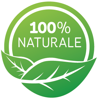 100% Naturale logo